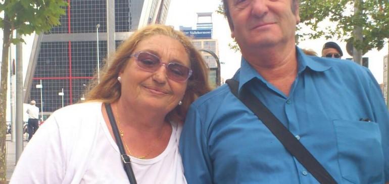 María y Ángel buscan hij@ Hospital La Paz Madrid 1975