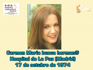 Carmen Maria cuadro