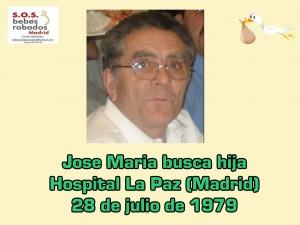 Jose Maria cuadro