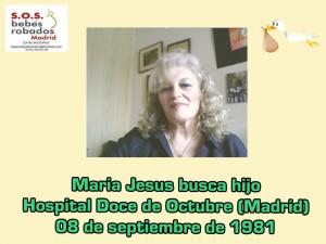 Maria Jesus cuadro