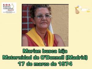 Marian cuadro