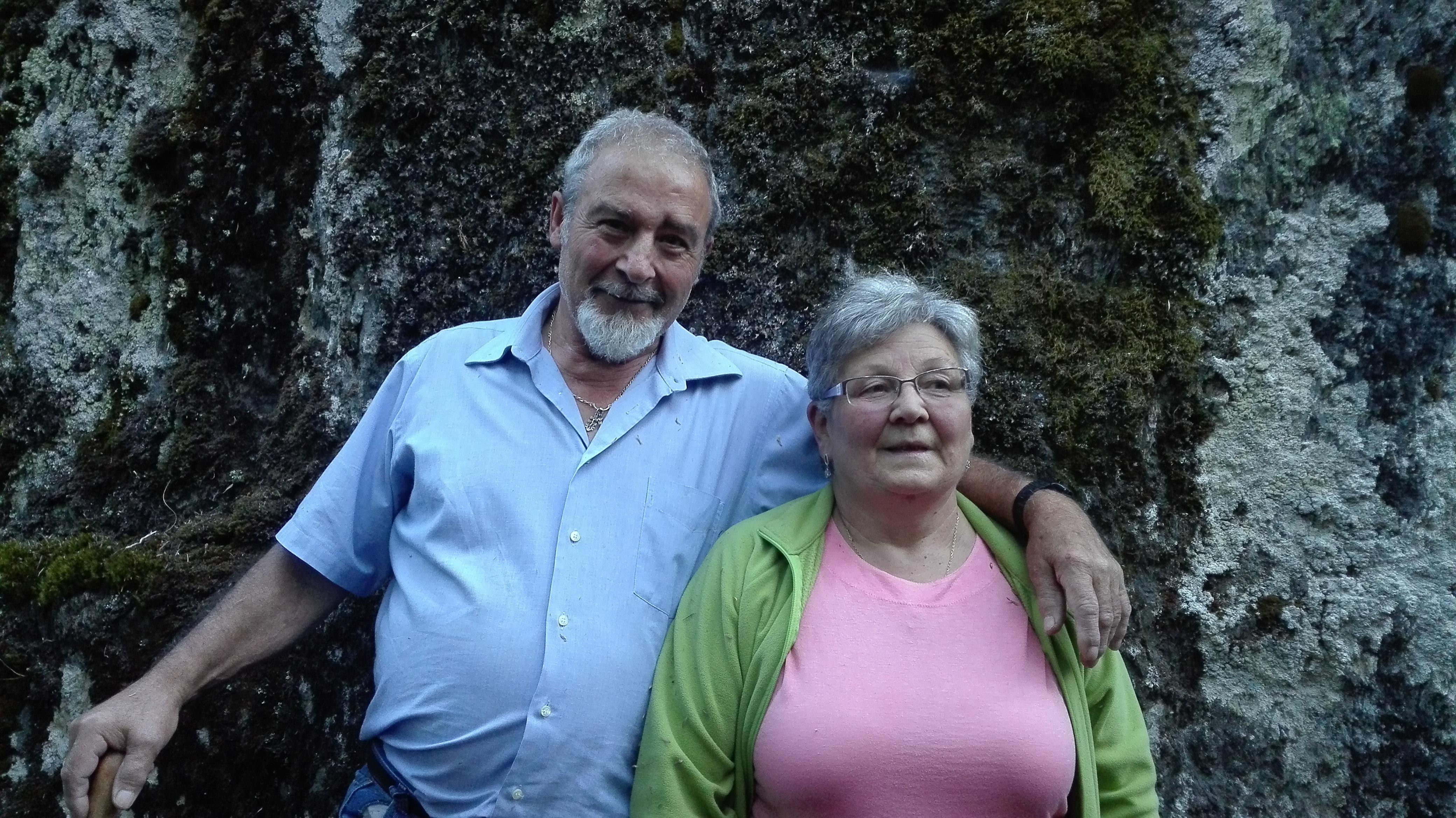 Luisa y Simón