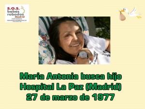 Maria Antonia Cuadro