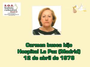 Carmen Garcia cuadro