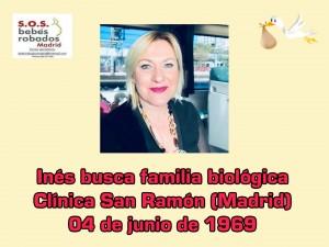 Inés Madrigal cuadro