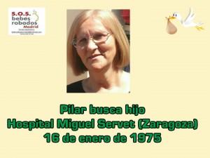 Pilar Aznar cuadro