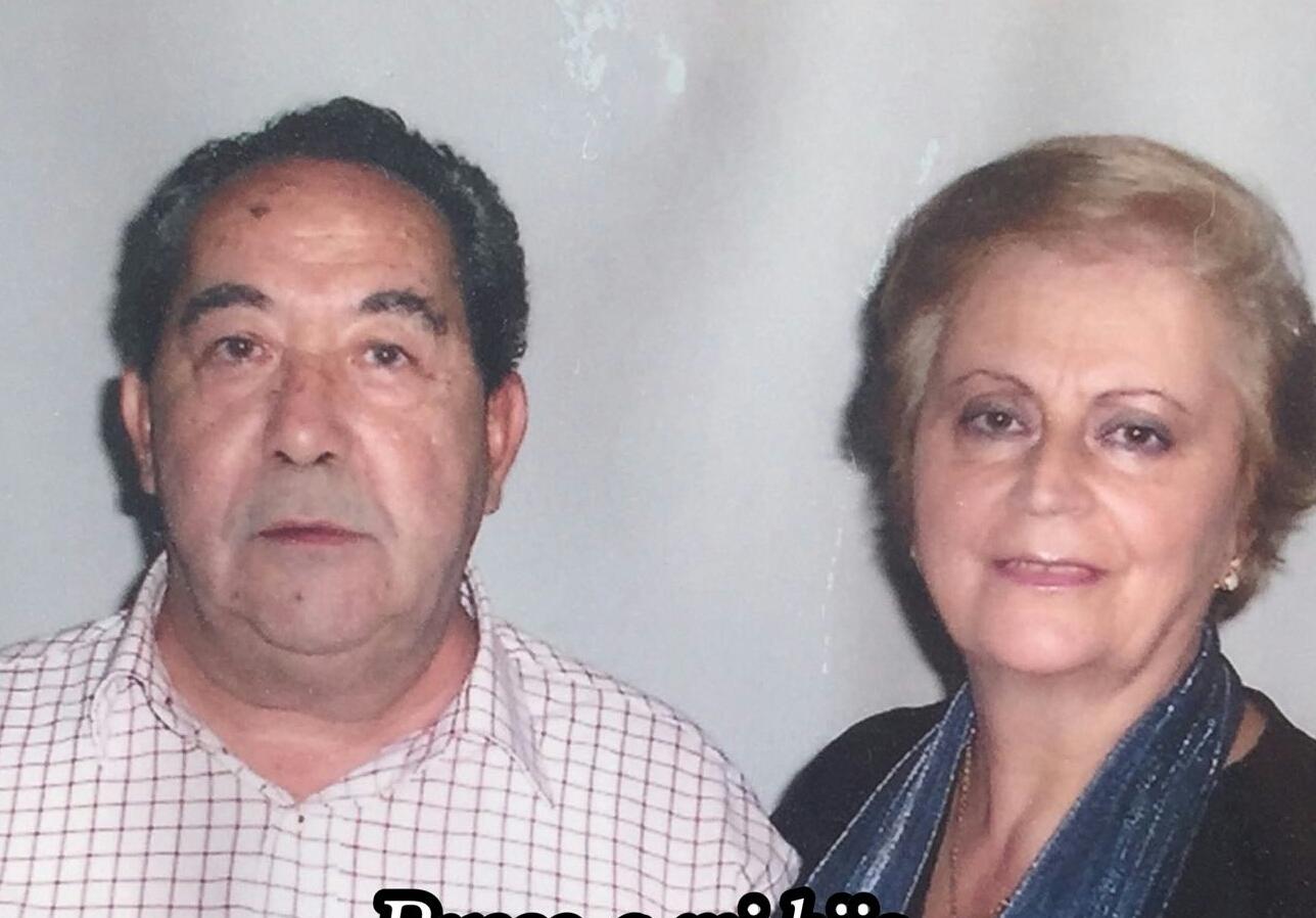 Marina y Luis