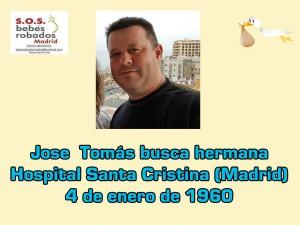 Jose Tomas cuadro