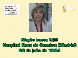 Mayte Arenas cuadro