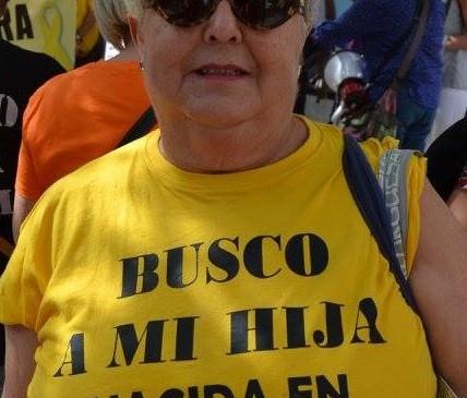 Paloma busca hija Maternidad de O'Donnell – Madrid – 1980
