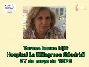 Teresa Cid cuadro